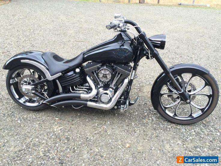 Custom Harley Davidson Rocker  #harleydavidson #fxcwc #forsale #australia