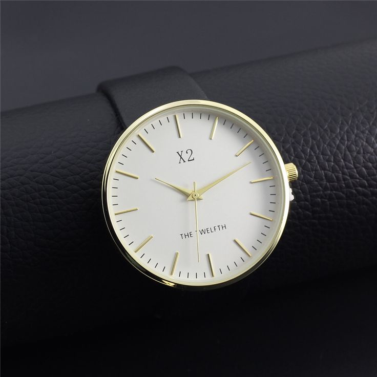 Watch Women Fashion Casual Quartz Watches Woman PU Leather Ladies X2 THE TWELFTH Clock Femmes Relojes Mujer 2017 Dress Watches - Online Shopping for Watches