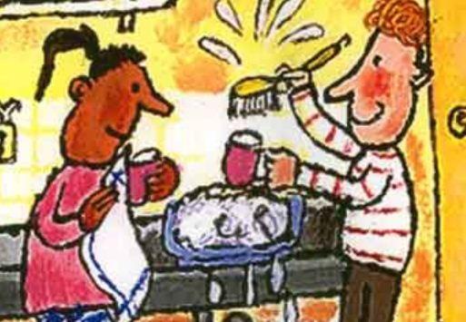 Leespleizer - Startpagina digitale kinderboeken - Kinderpleinen
