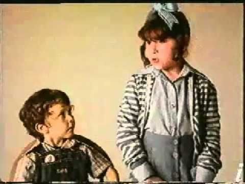 ▶ Clarks Shoes 1970's Advert - 'Proper Little Madam' - YouTube