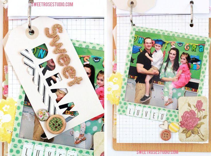 Family Photo Flip Book 17