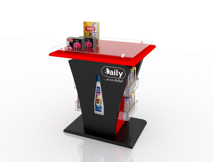 Mueble degustación Daily