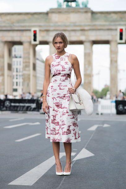 great dress. Berlin.