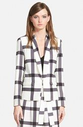 Finders Keepers the Label 'Speakerbox' Cutout Blazer