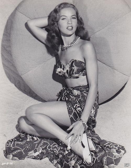 Dona Drake #vintage #hollywood