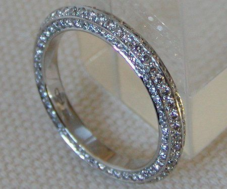 Ladies Wedding and Eternity Rings: Image