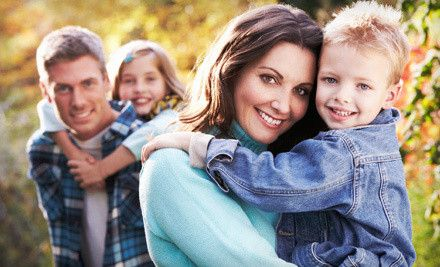 family of four photography poses | Of Light and Life Photography Deal of the Day | Groupon Eugene