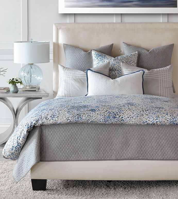 Marvel Sapphire Collection Thom Filicia Luxury Bedding