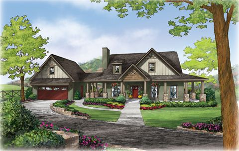 the hickory ridge iii a slab house plan for gainesville ga. | home