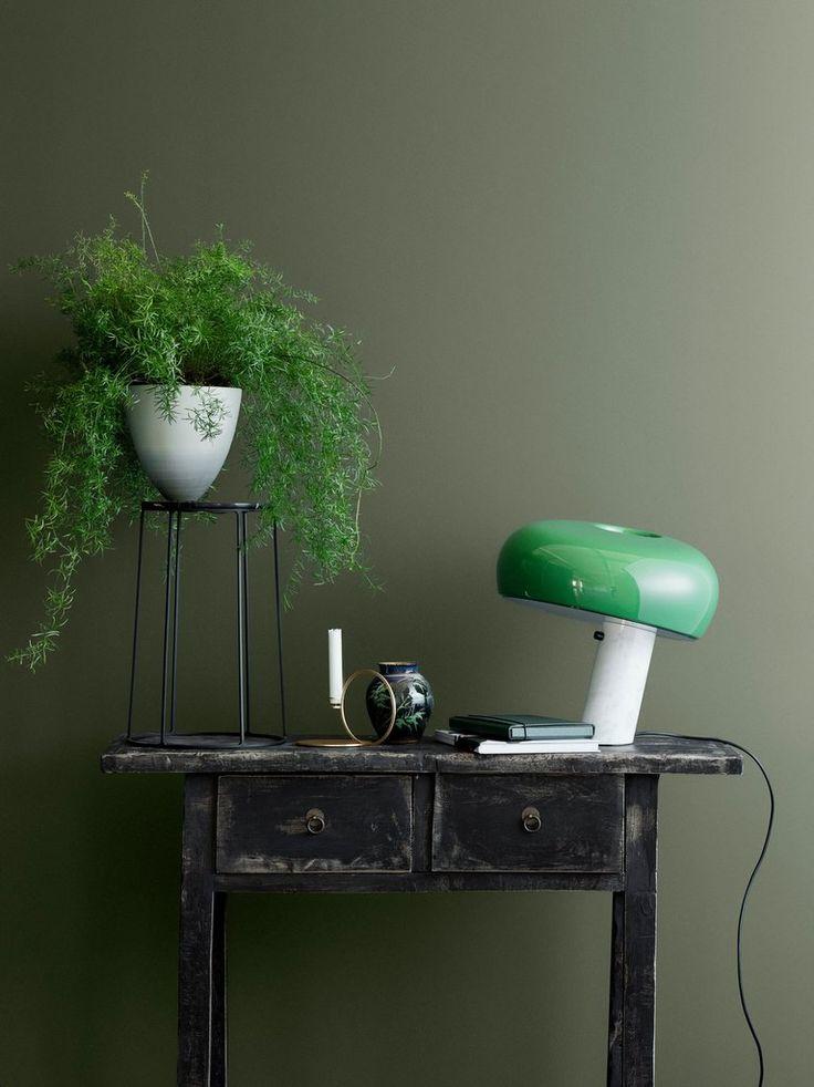les 68 meilleures images du tableau vert sur pinterest accessoire maison am nagement bureau. Black Bedroom Furniture Sets. Home Design Ideas