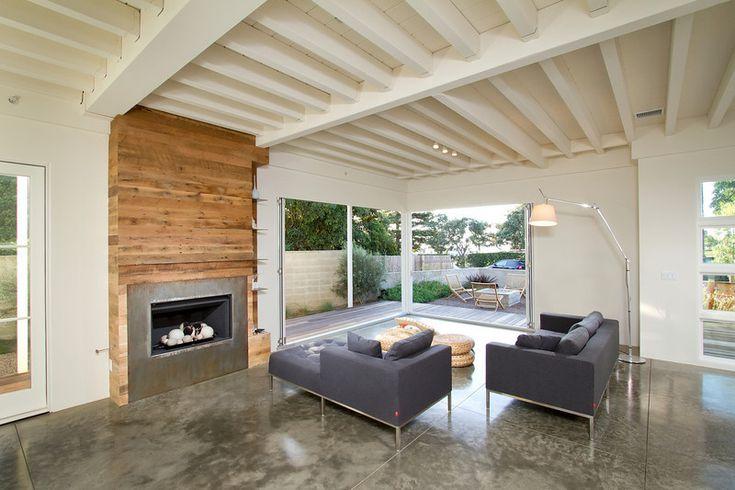 Brett Farrow Architect - 125 MOZART INTERIOR & GARDEN