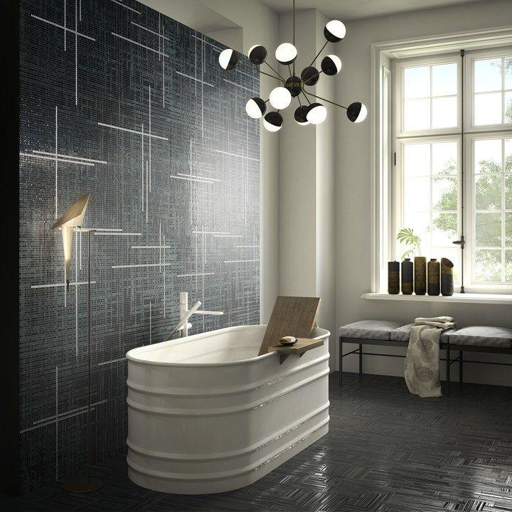 COCOON modern bathtub design inspiration bycocoon.com | stainless steel bathroom taps | inox faucets | modern bathtubs | luxury bathroom design products | interior design | Dutch Designer Brand COCOON