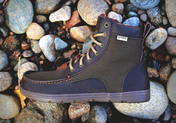 Women's Boulder Boot Timber- Collapsible, Minimalist Boot