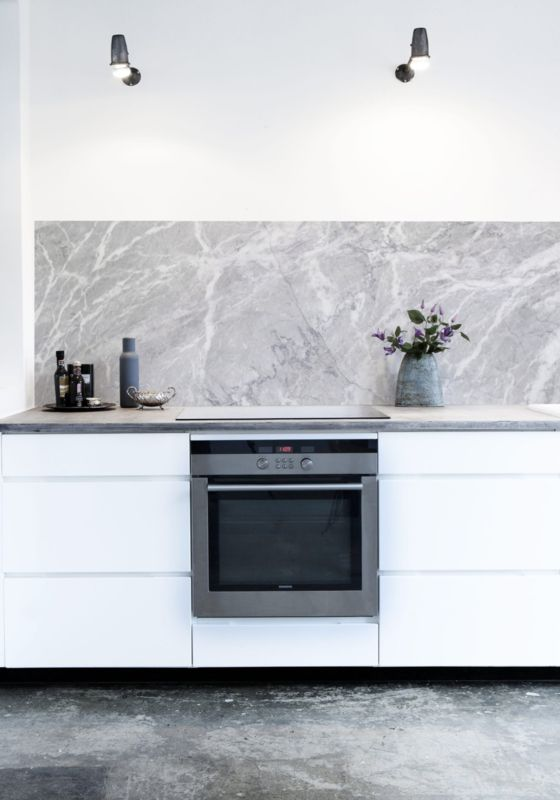 MARBLE 1446 kitchen wall wallpaper