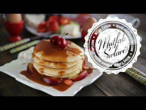 Video - Pankek (Pancake) Tarifi - Mutfak Sırları - YouTube