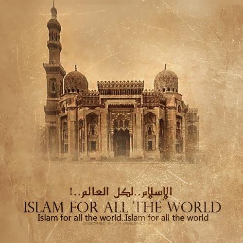 Desertrose Islam Is For All The World World Islam Taj Mahal