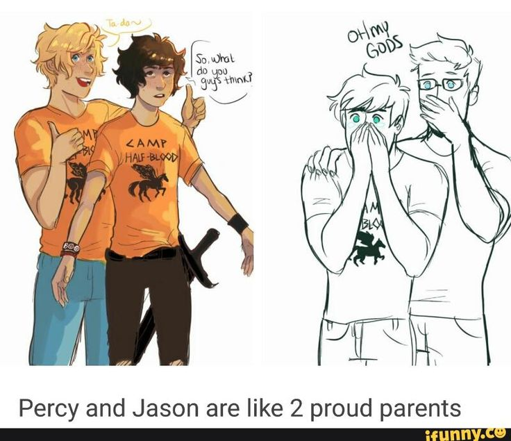 I approve. Rick, please have Jason and Percy be like the dads Nico has never had whilst Piper and Annabeth tease them. That would be fantastic.