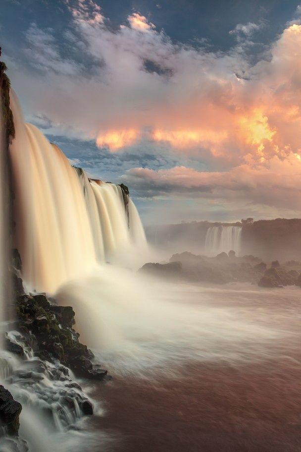 Iguazu Falls - Brazil - photo by Dan Ashbach
