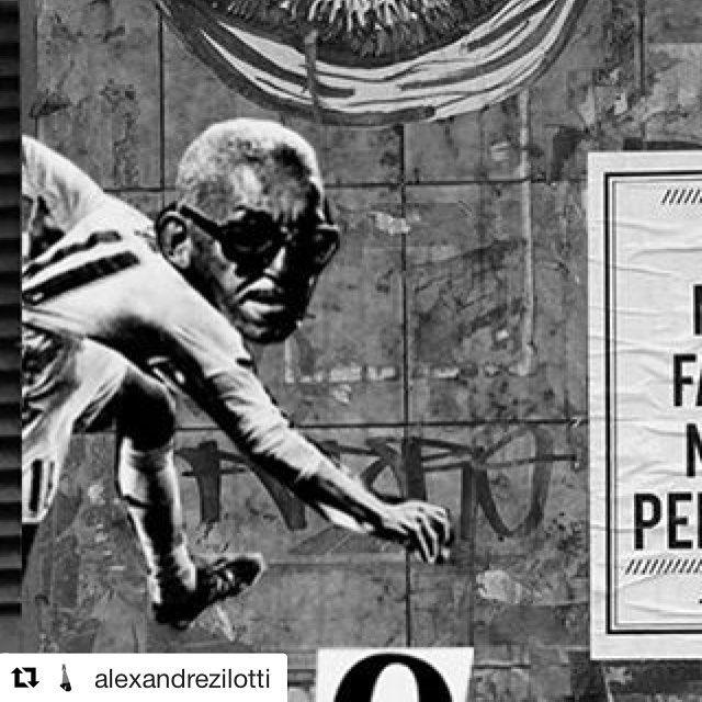 Zicartola.  @alexandrezilotti #Football #Collage #Art #MPB #Gray #Brasil #StreetArt #Free #RealMadrid #Bale #Cartola #Lambe #Paper #Newspaper #Journal #SP #Love #CoolDesign #Ball
