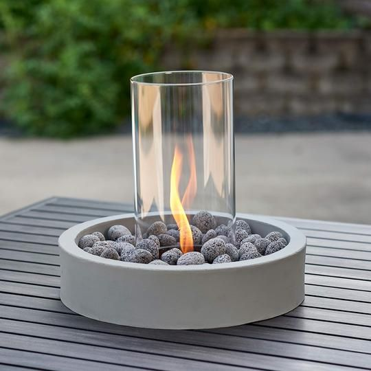 Cove Intrigue Table Top Outdoor Lantern