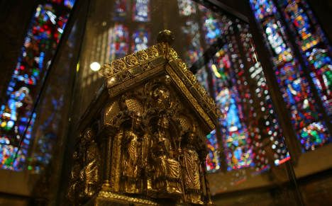 Charlemagne's bones are (probably) real - Germany's news in English