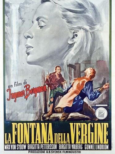 La fontana della vergine, 1960