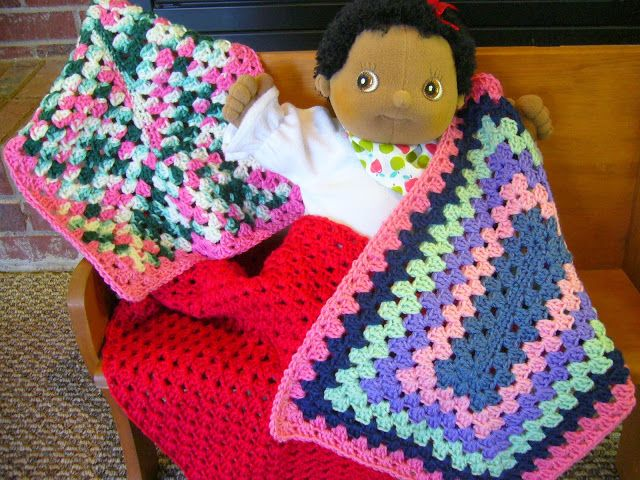 Crochet Dolls Blanket 7 500 Photo Blanket
