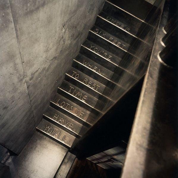 Olson Kundig Architects : The Brain: Olson Kundig, Kundig Architects, Six Feet Under, Diy Fashion, Offices Design, Fashion Blog, Under Stairs, The Brain, Steel Stairs