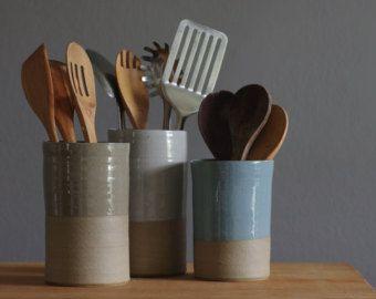utensil holder – Etsy FR