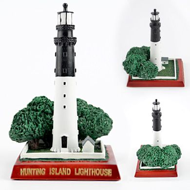 Own your own Hunting Island Lighthouse from our South Carolina State Park Store.  Hunting Island, SC . Shop online