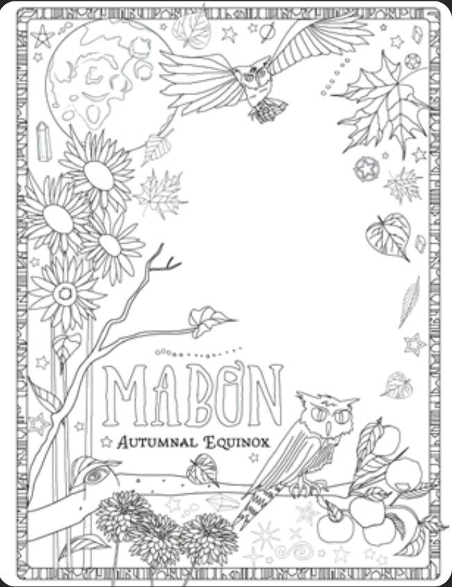 936 best Pagan Coloring Pages images on Pinterest