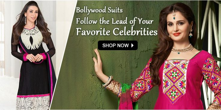 Follow the Lead of Your Favorite Celebrities  #Bollywood  #BollywoodSuit  #CelebrityCloset