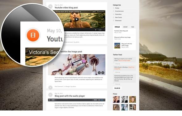 WordPress - Oh Responsive Portfolio WP Theme | ThemeForest