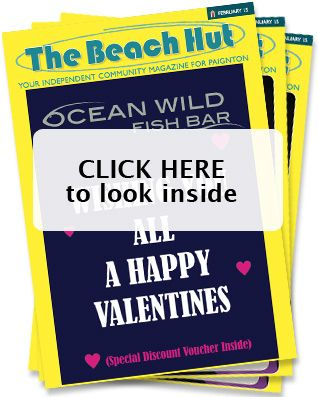 One of our featured accounts were the lovely people at the Beach Hut Magazine pop over to our blog to find out all about this community magazine.