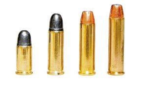 From L-R, .32 S&W; .32 S&W Long; .32 H&R Magnum; .327 Magnum Find our speedloader now! http://www.amazon.com/shops/raeind