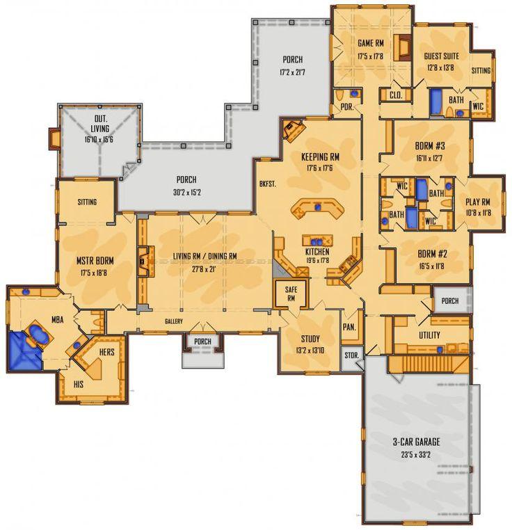 #660403 - IDG6109 : House Plans, Floor Plans, Home Plans, Plan It at HousePlanIt.com