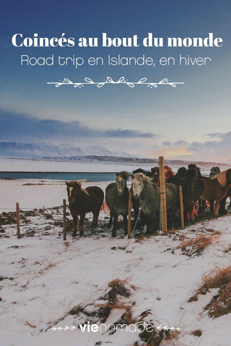 Road trip Islande: Osàr et Hvitserkur