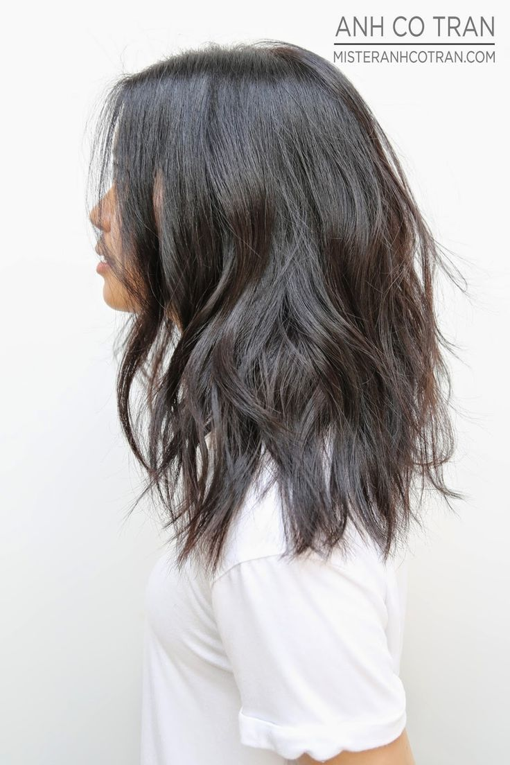 BEAUTIFUL BEACHY WAVES AT RAMIREZ|TRAN SALON. Cut/Style: Anh Co Tran. Appointment inquiries please call Ramirez|Tran Salon in Beverly Hills: 310.724.8167