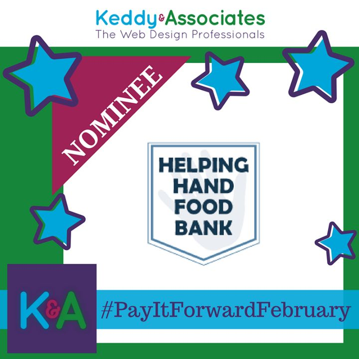 Thanks to Marilyn B we have our 2nd official nomination for #PayItForwardFebruary! Bradford Helping Hand Food Bank does some incredible work in our community serving the welfare of our most vulnerable neighbours providing them with hot meals they otherwise might not be able to afford. Another fine example of the kind of charitable organizations that Keddy & Associates  would be honoured to support with our pro bono work! Know of another great charity deserving of a new $2000 website?…