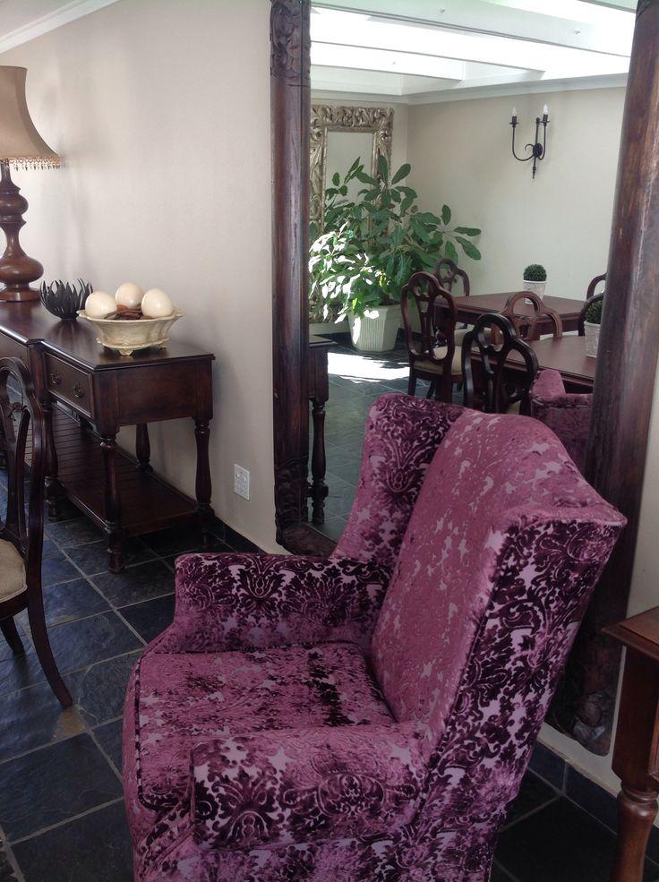 Vila Maria Guest Lodge Dining Area