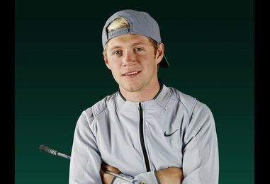 One Direction star Niall Horan goes solo...on the cover of Today's Golfer