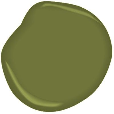 perfect pub green that I've been looking for Benjamin Moore Timson Green CW-470
