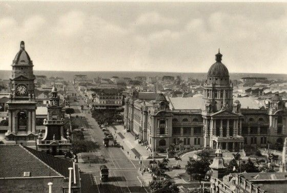 Old pic of Durban city