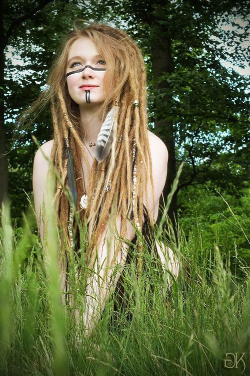 Waldkauz #dreadlocks #dreads #dreadgirls #locs #dreadhead #hairstyle #nature #tattoo #hairstyles