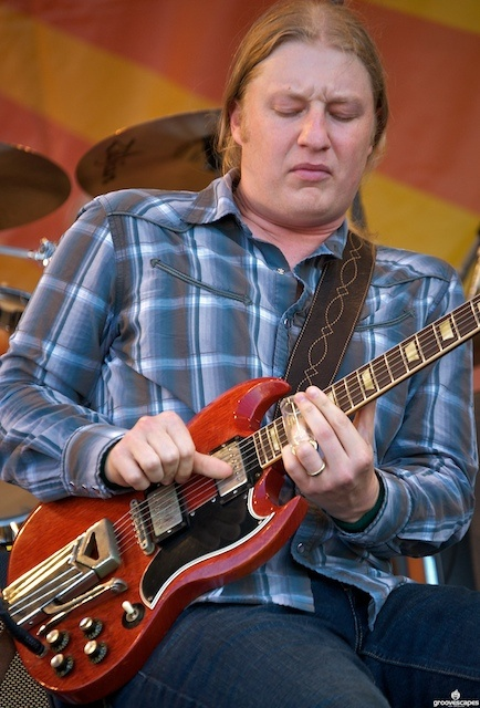 Derek Trucks / Allman Brothers Band by groovescapes, via Flickr