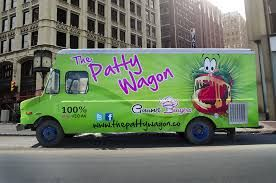 The Patty Wagon - great burgers