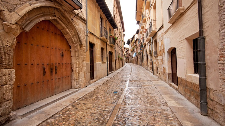 Old Town Spain.    http://www.macsadventure.com/holiday-875/camino-del-norte-stage-5-ribadeo-to-santiago
