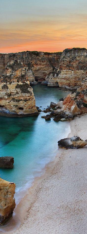 Praia da Marinha - Algarve - Portugal.HERMOSO LUGAR DE NUESTRO PLANETA.