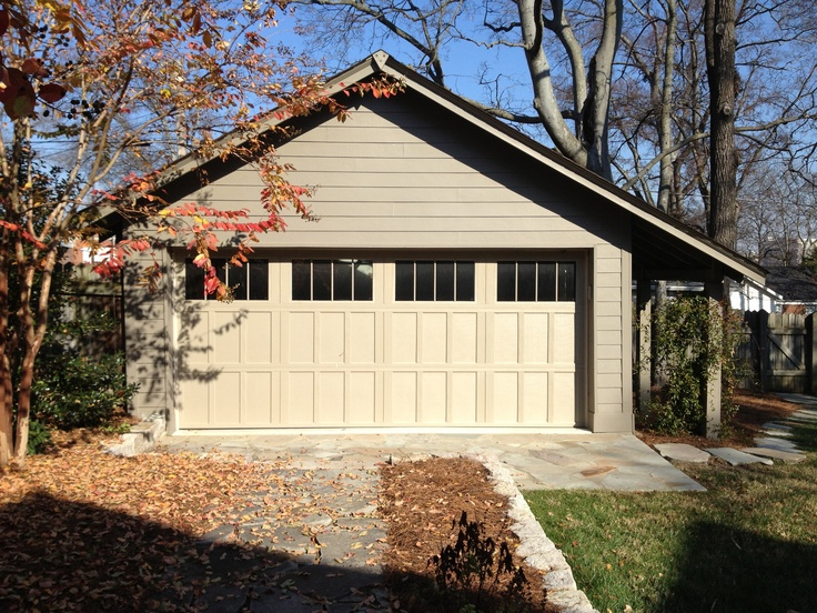 Love This Detached Garage: 70 Best Images About Garages And Driveways On Pinterest