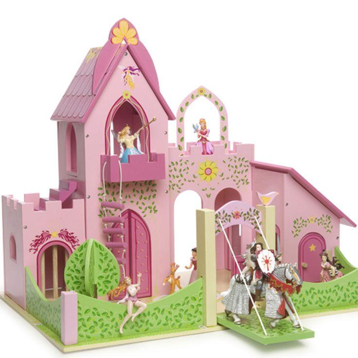 Toy Castles For Little Boys : Best images about castle dollhouse ideas on pinterest